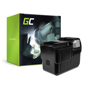 BSL3630 BSL 3630 C345030R C347372R Li-Ion Batterie pour Hitachi 3Ah