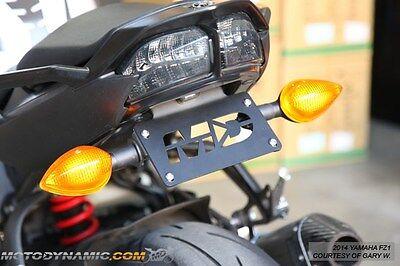 09-15 Ducati Streetfighter Complete Fender Eliminator Kit w// LED Plate Light