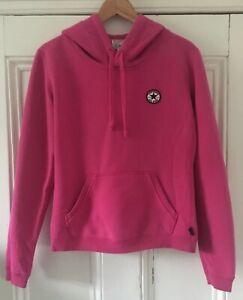 womens pink converse hoodie