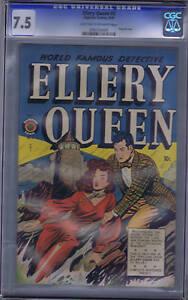 Ellery-Queen-3-Superior-Pub-1949-Canadian-Edition