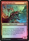 Goblin Roughrider - M15 Magic 2015 Core Set - Common (Foil) - Near Mint