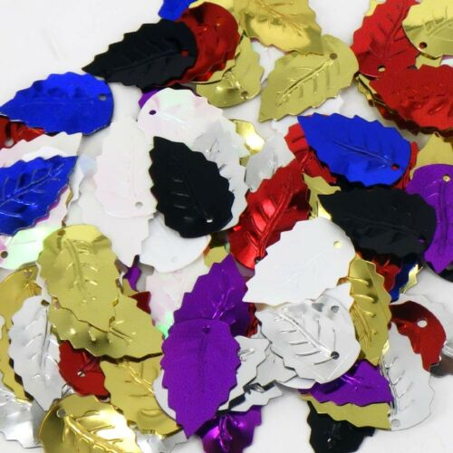 5g de hoja en forma de lentejuelas Liso 95 piezas mixtas Decoración Pin de poliestireno Aprox