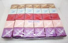 30pcs multi color jewelry display paper gift  ring earring box 1 slot 40mm 1.6""