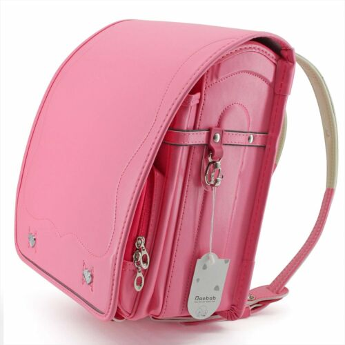Randoseru School Bag Baobab/'s Wish Waterproof gorgeous and cute New Pink