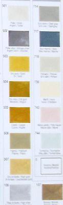 Tarrago Metallic Color Dye Kit