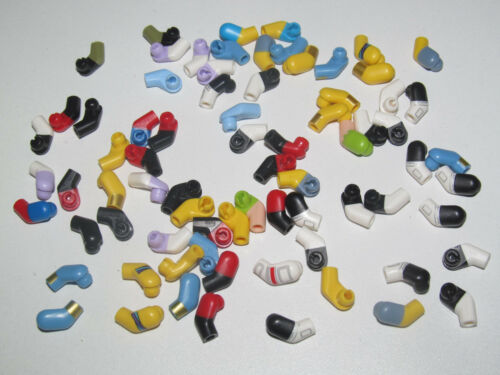 982 NEW Lego ® Paire de Bras Sérigraphiés Minifig Arms Choose Model ref 981