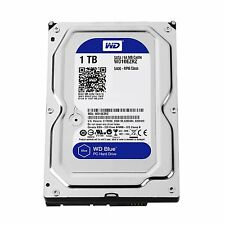 "Western Digital 1 TB WD10EZRZ DESKTOP HDD 3.5""Internal SATA HDD- BLUE caviar WD."