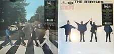 THE BEATLES ~ ABBEY ROAD AND HELP! ~ 180grm REMASTERED VINYL LP'S ~ NEW/SEALED