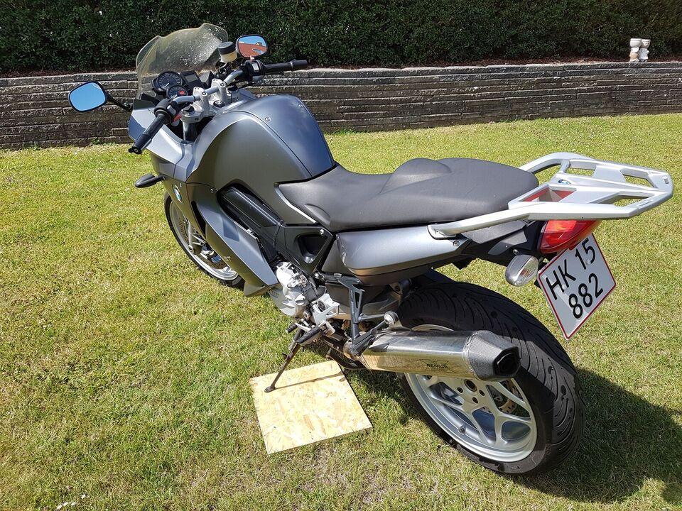BMW, F800ST, 800 ccm