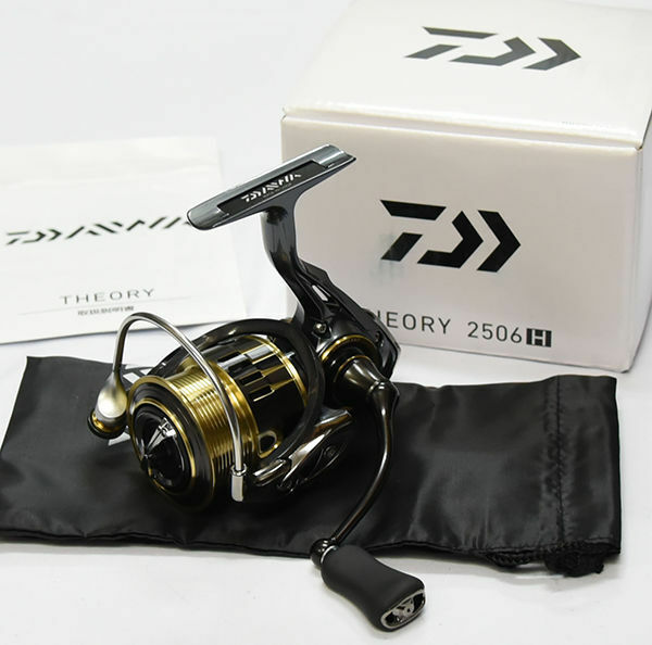 Last one    2017 THEORY NEW Daiwa THEORY 2017 2506H MAG SEALED Spinning Reel 2b0d13