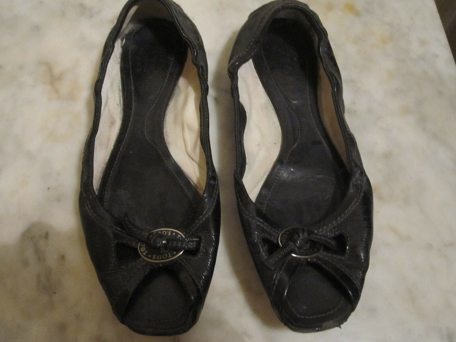 Tod's Schuhe schwarz Grösse 38