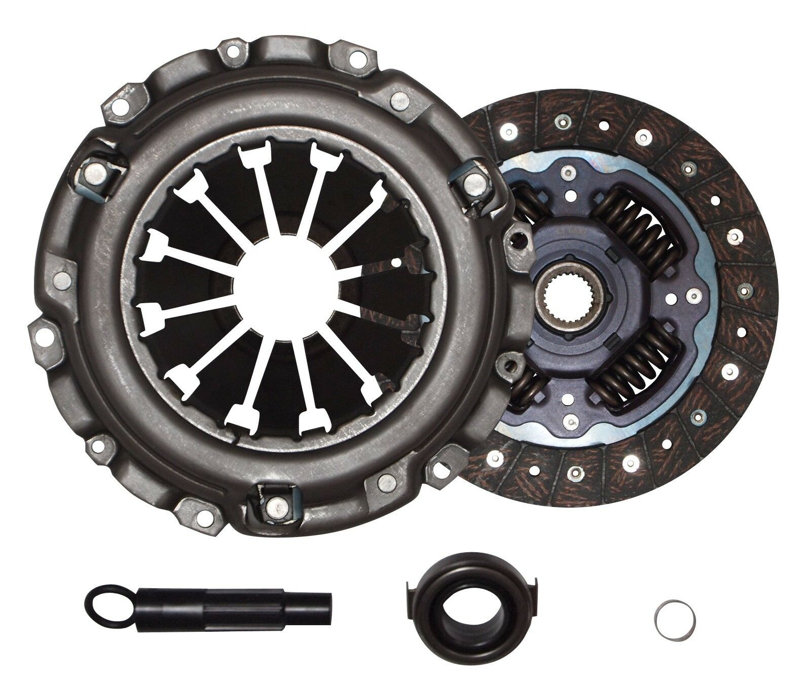 QSC Stage 1 Clutch Kit RSX Type-S Civic Si K20 2.0L IVTEC