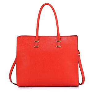 Extra-Large-Handbag-For-Women-Tote-Shoulder-Bag-Faux-Leather-Office-Strap-Work