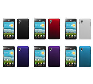 Hard-Rubberized-Matte-Snap-On-Slim-Cover-Case-for-LG-Optimus-L4-II-E440
