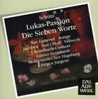Schtz: Lukas-Passion die Sieben Worte (CD, Jul-2008, Teldec (USA))
