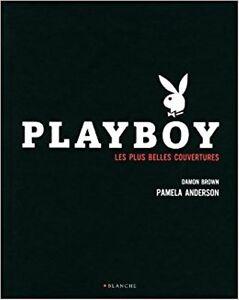 Playboy-les-plus-belles-couvertures-Pamela-Anderson-Damon-Brown-Blanche