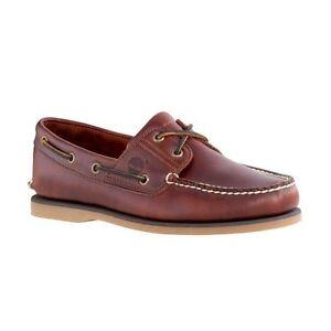 cordones de 5 cuero para Timberland botes hombre 6 tamaños Rootbeer 25077 5 14 Zapatos para con 5W7Iqwa