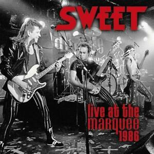 SWEET-LIVE-AT-THE-MARQUEE-1986-2x-Limited-Edition-White-Vinyl-LP-NEW-SEALED