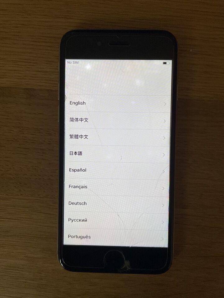 iPhone 6, 16 GB, aluminium
