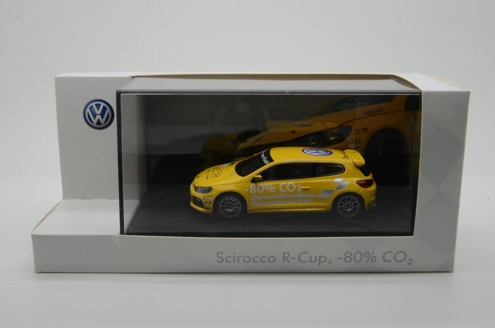 Volkswagen VW VW VW Scirocco R Scirocco R-Cup 2010 1 43 Spark 1 43 ba5a19