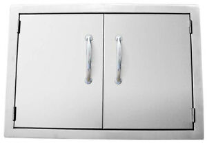 SUNSTONE-42-INCH-DOUBLE-ACCESS-DOOR-FLUSH-MOUNT-A-DD42