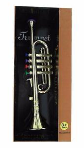 Musik & Instrumente Trompete Trumpet kinder baby spielzeug instrumente Grosse  37cm x 10 cm NEU OVP