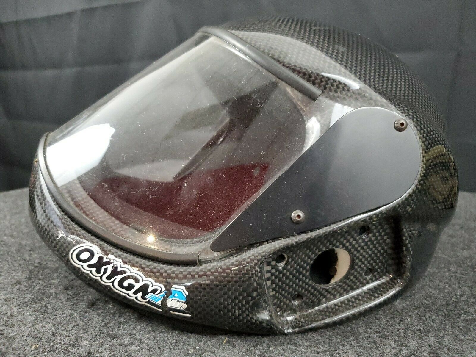 Sky Systems Oxygn A3 Skydiving Helmet, grand