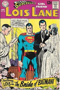 Superman-039-s-Girlfriend-Lois-Lane-Comic-Book-89-DC-Comics-1969-FINE