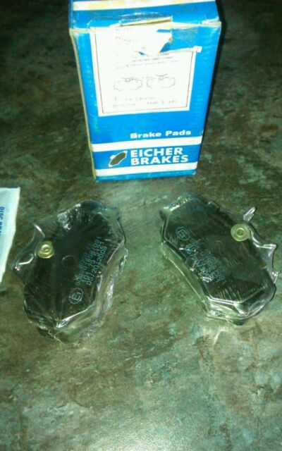 Peugeot 405 Front Brake Pads Set .Top German Quality.New and sealed.