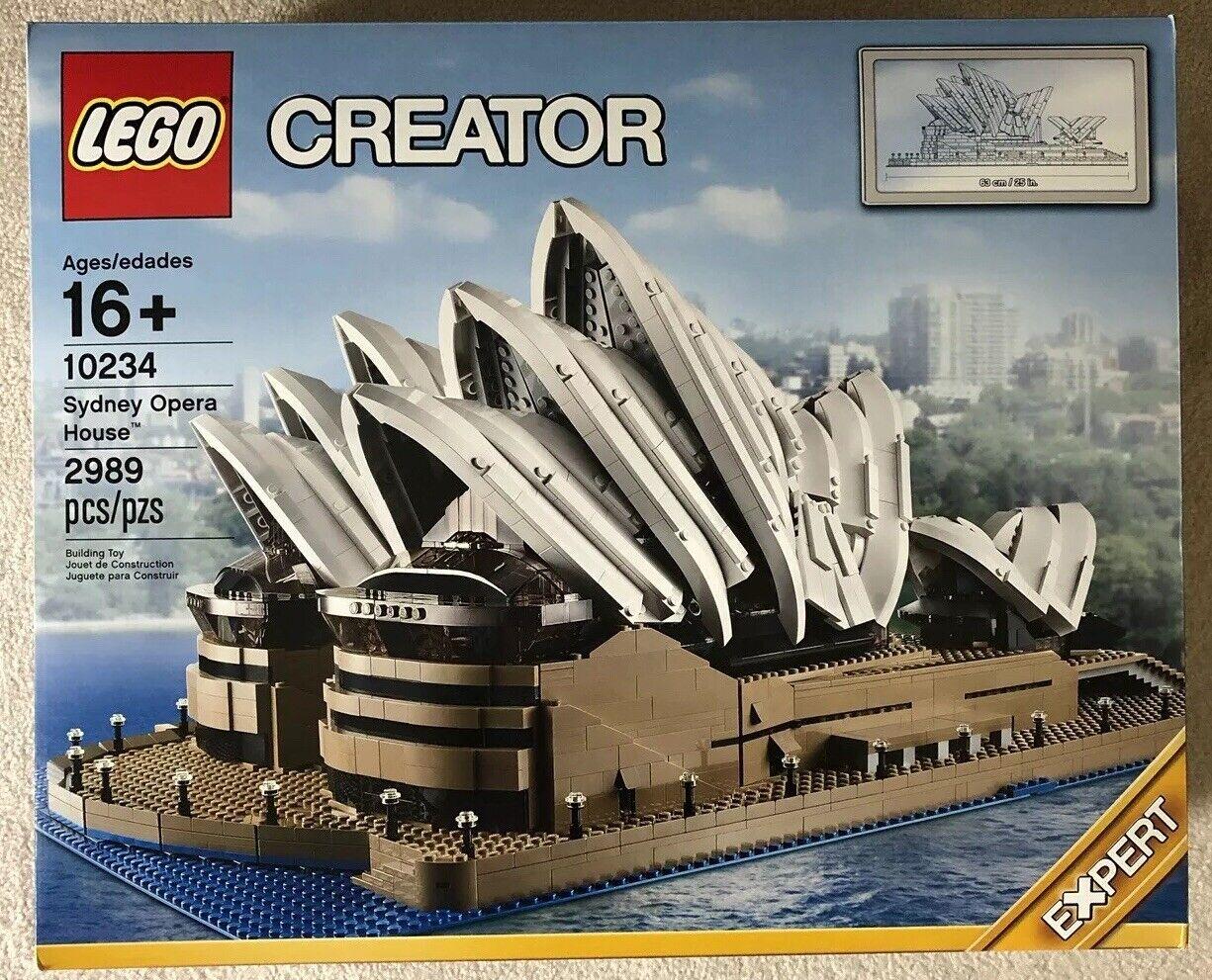 Lego Creator  Sydney Opera House 10234  ordina ora con grande sconto e consegna gratuita