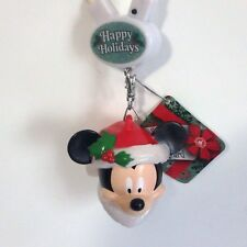 4a610362e183c Disney Parks Santa Mickey Mouse Christmas LED Light Up 30