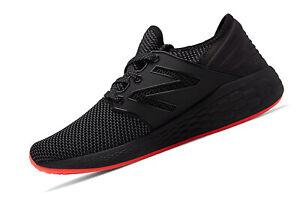 Details zu New Balance Cruz Running WCRUZRB2 Schwarz Damen Fashion  Lifestyle Schuhe Neu