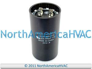 Motor Start Capacitor 829-995 MFD 110-125VAC MARS 11029