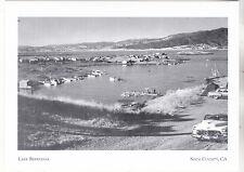 "~Post Card-""Lake Berryessa"" (Camping*Cafes*...More) Napa County CA (A20-10)"