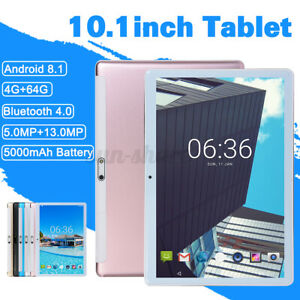 Laptop-Android-8-1-4G-64G-Tablet-10-1inch-Quad-Core-WIFI-bluetooth-V4-0-Dual-SIM
