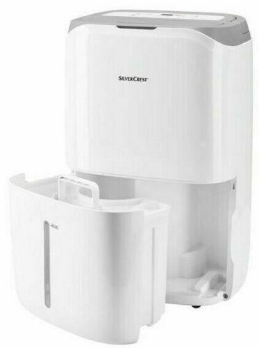 minuterie Silvercrest ® Absorbeur Humidite Air Déshumidificateur 20 L en 24 h blanc