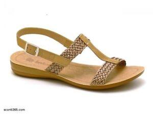 Inblu Sandalo CFibbia Donna Inblu Cod Art IB21 Beige
