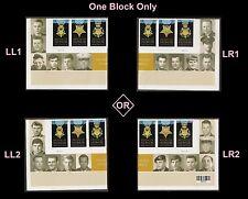 US 4988a Medal of Honor Vietnam War forever plate block set MNH 2015