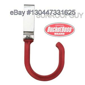 Image is loading Bucket-Boss-Meathook-Tool-Holder-Drill-Hook-54066-
