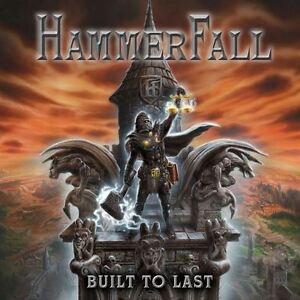 Built-to-Last-HAMMERFALL-CD-FREE-SHIPPING