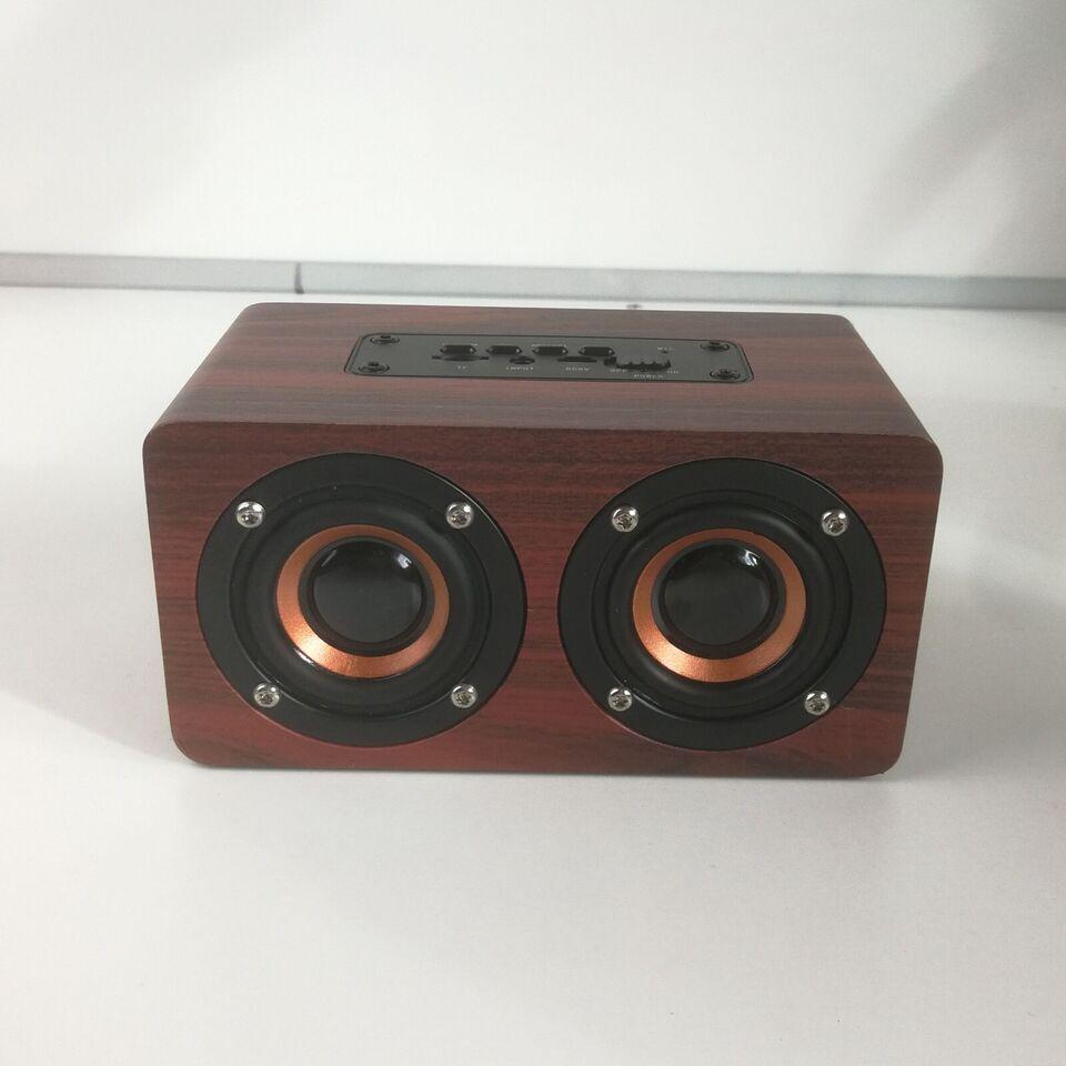 Højttaler, Andet mærke, Red Wood boom box