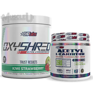 EHPLabs Oxyshred Guava Paradise - 60 Servings