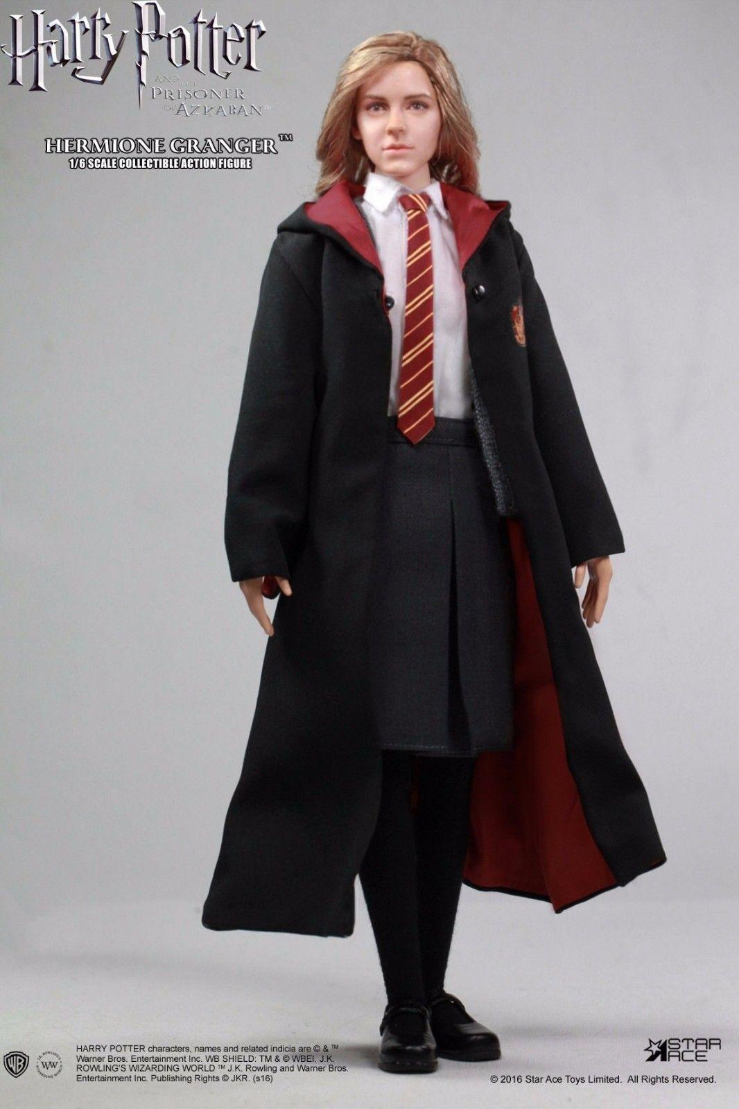 STAR ACE Toys 1/6 SCALA Harry Potter  versione adolescente  School Uniform solo Fig
