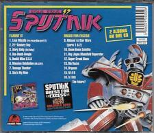 "SIGUE SIGUE SPUTNIK -RARO CD "" FLAUNT IT + DRESS FOR EXCESS "" 2 ALBUMS ON ONE CD"