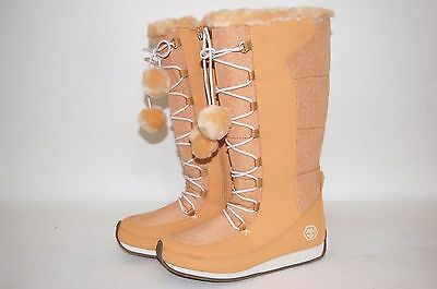 Timberland Junior Winter Berry Tall Boots 59996 Wheat Big Kids youth Shoes