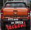 Indexbild 1 - Nicht am Dreck lecken! 4x4 Pick UP Ranger Off Road 4 x 4 Aufkleber Scheibe Jeep