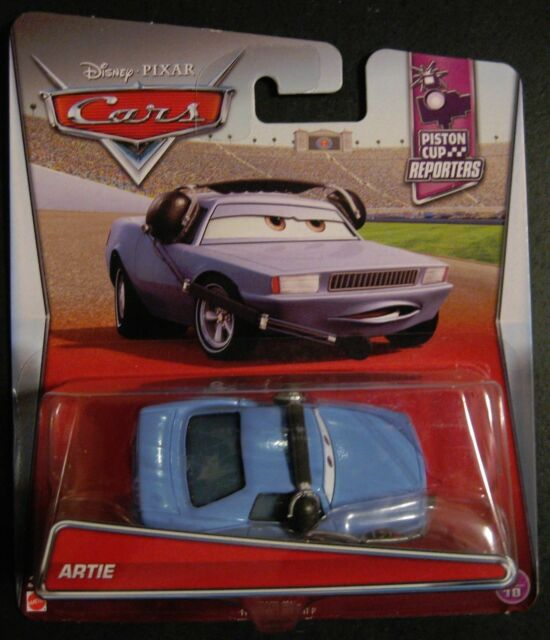 VOITURE DISNEY PIXAR Cars ARTIE