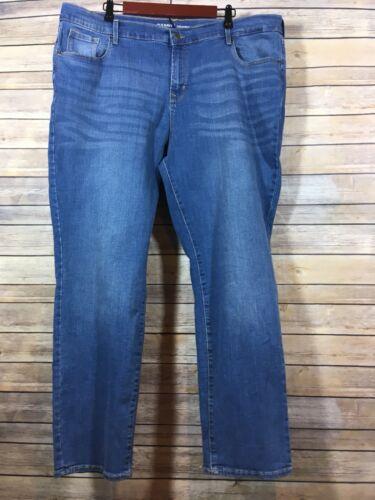 Femme Navy Old Bleu Taille Original d 20 moyenne Taille Jeans qpBwF1E