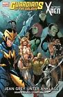 Guardians of the Galaxy & die neuen X-Men: Jean Grey unter Anklage von Sara Pichelli und Olivier Coipel (2016, Kunststoffeinband)