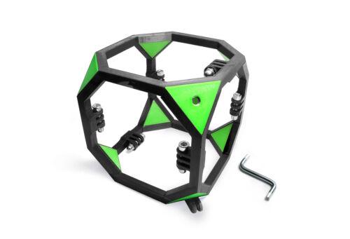 6x GoPro go pro Hero 3 4 accessory 360 degree Spherical panorama Mount F 3+